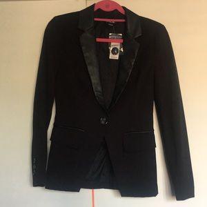 bebe Jackets & Coats - Bebe tuxedo jacket black size 4